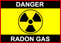 Radon Gas Danger in Homes