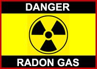 Radon Gas Danger in Homes