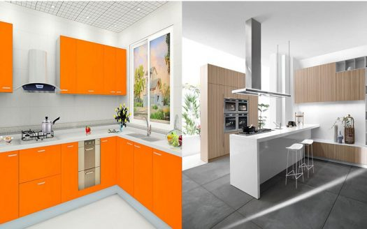 Kitchen Cabinet Makeovers - Ideas, Tips, Countertop