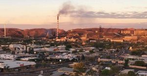 North West Minerals Province Mount Isa City